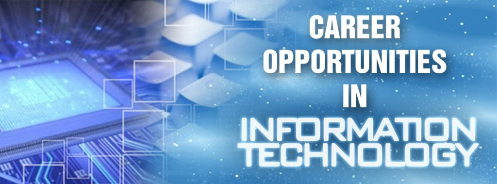 Career Opportunities in Information Technology