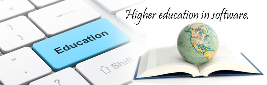Higher education in software