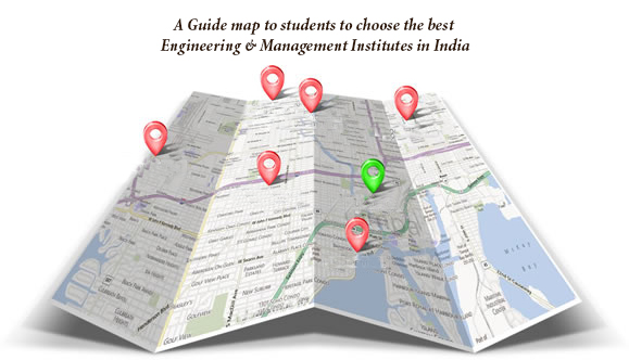 A Guide map to students to choose the best Engineering & Management Institutes in India: An authentic & sincere approach by HRD Ministry