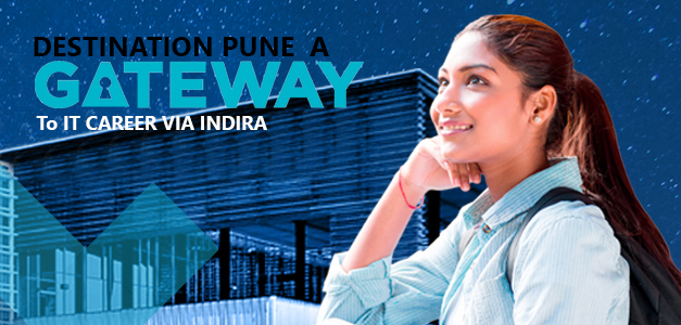 Destination Pune: A gateway to IT career via Indira