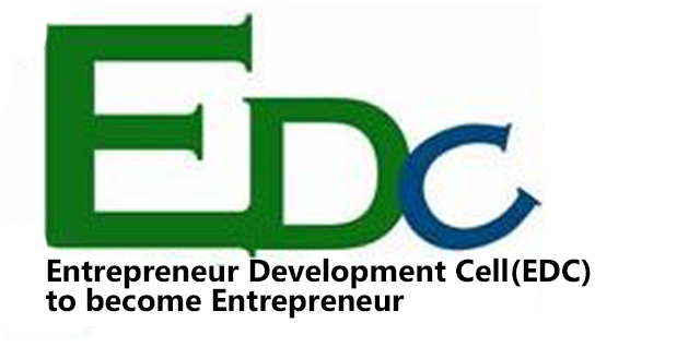 Entrepreneur Development Cell(EDC) to become Entrepreneur