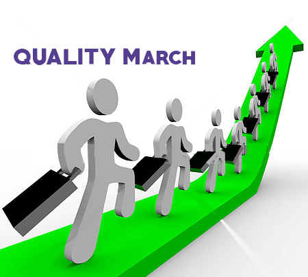 Quality March