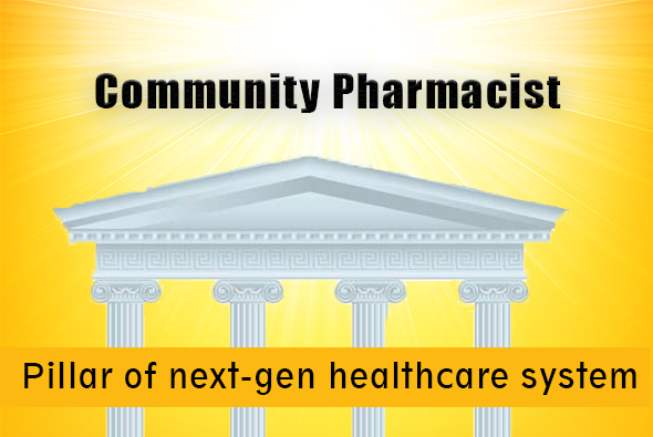 Community Pharmacist: Pillar of next-gen healthcare system