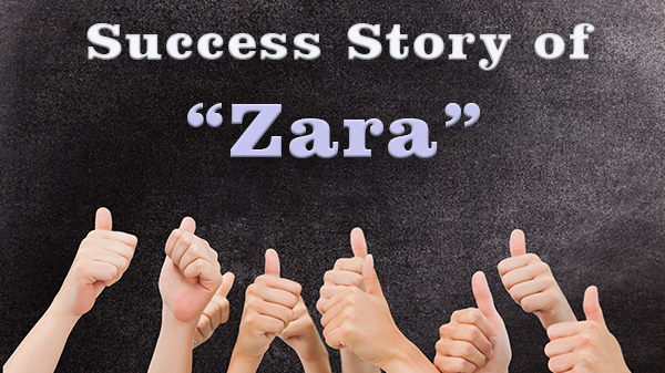 "Success Story of ""Zara"""