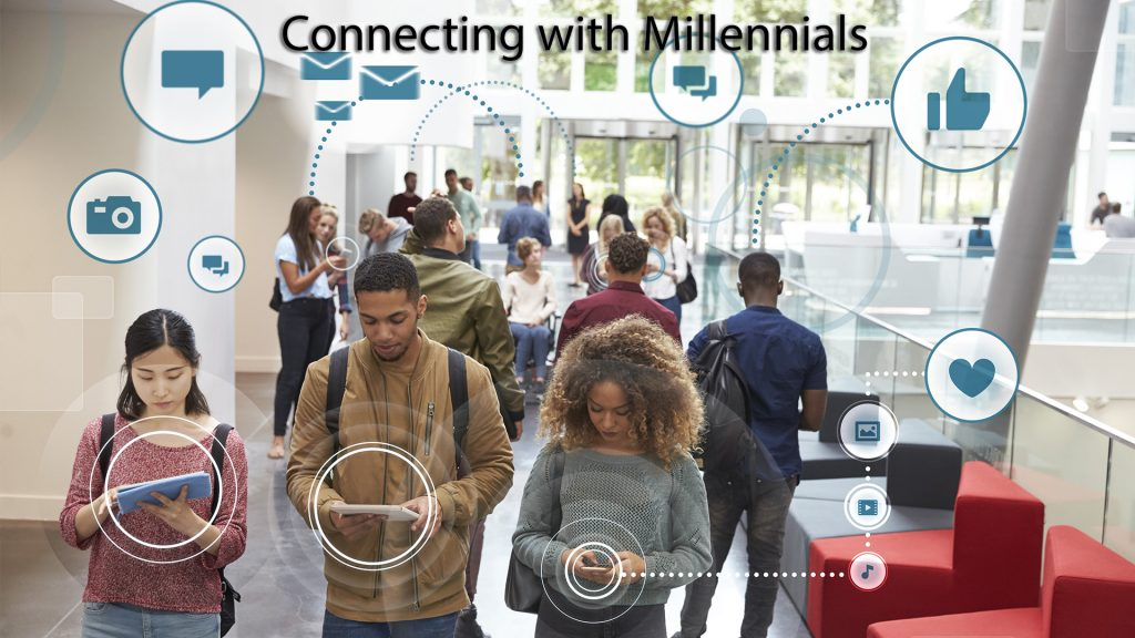 Connecting with Millennials
