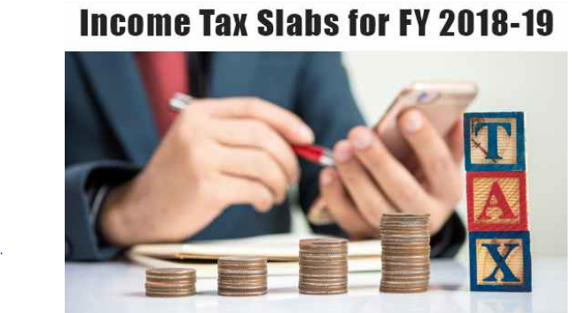 Income Tax Elements and Slabs for FY 2018-19