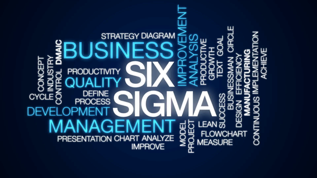 SIX SIGMA Approach - A business booster